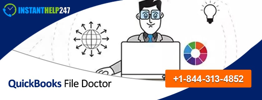 quickbooks file doctor repair your company damaged file or network